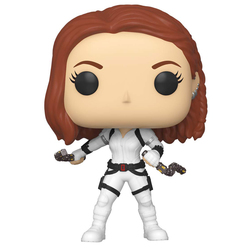Figurine La Veuve Noire Black Widow 604 Marvel Funko Pop
