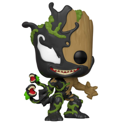 Figurine Marvel Groot Vénomisé 601 Funko Pop