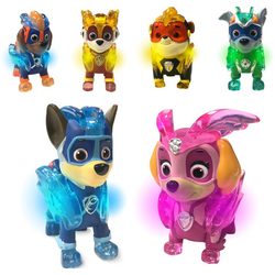 Figurine Mighty Pups Charged Up Pat'Patrouille