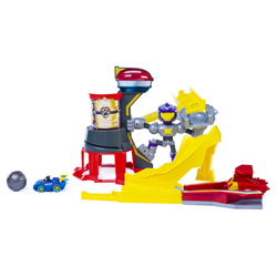 Playset Meteor Track Set Mighty Pups Charged Up Pat'Patrouille
