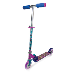 Trottinette pliable 2 roues LED LOL Surprise