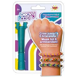 Kit mini bracelets Weavy Loom