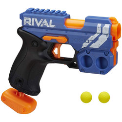 Pistolet Nerf Rival KO XX-100 Rouge ou bleu