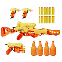 Pistolets Nerf Alpha Strike - Pack Battalion Set