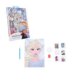 La Reine des Neiges 2 - Coffret Glitter Art Elsa