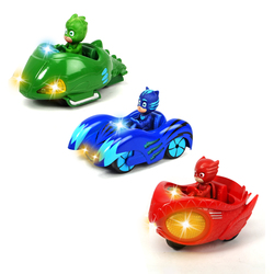 Figurine Pyjamasques et son véhicule