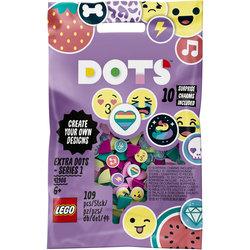 41908 - LEGO® Tuiles de décoration DOTS - Série 1