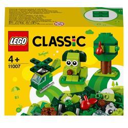 11007 - LEGO® Classic briques créatives vertes