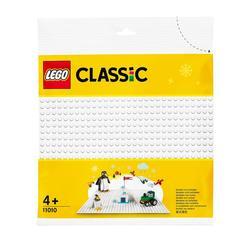 11010 - LEGO® Classic plaque de base blanche