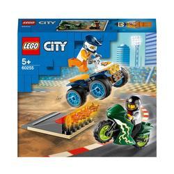60255 - LEGO® City Nitro Wheels l'équipe de cascadeurs