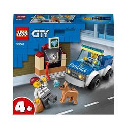 60241 - LEGO® City Police l'unité canine de la police