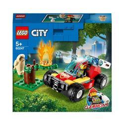 60247 - LEGO® City l'incendie dans la forêt