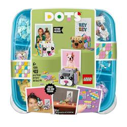 41904 - LEGO® DOTS - Les cubes-photo animaux