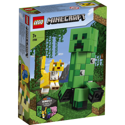 21156 - LEGO® Minecraft Bigfigurine Creeper et ocelot