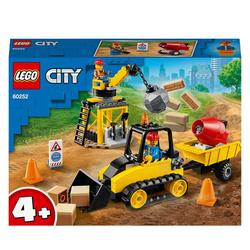 60252 - LEGO® City le bulldozer de chantier