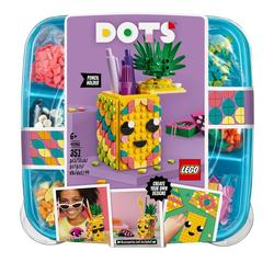 41906 - LEGO® DOTS - Le pot à crayons ananas
