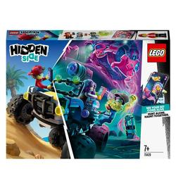 70428 - LEGO® Hidden Side le buggy de plage de Jack