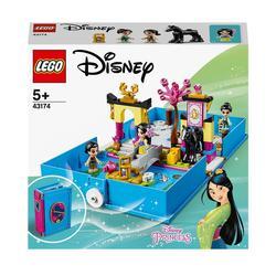 43174-LEGO® Disney Princesses Le livre d'aventures de Mulan