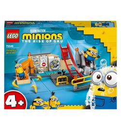 75546 - LEGO® Minions - Les Minions dans le laboratoire de Gru