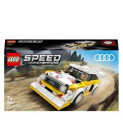76897 - LEGO® Speed Champions 1985 Audi Sport quattro S1