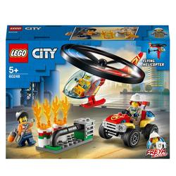 60248 - LEGO® City l'intervention en hélicoptère des pompiers