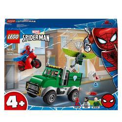 76147-LEGO® Marvel Super Heroes - L'attaque du Vautour