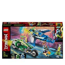 71709 - LEGO® Ninjago les bolides de Jay et Lloyd