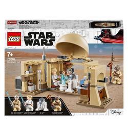 75270-LEGO® Star Wars La Cabane de Obi-Wan