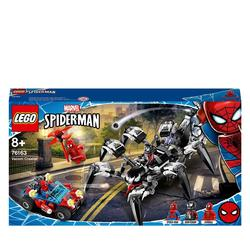 76163 - LEGO® Marvel Spider-Man Le Véhicule araignée de Venom