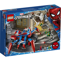 76148-LEGO® Marvel Super Heroes - Spider-Man contre Docteur Octopus