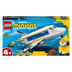 75547 - LEGO® Minions - Le pilote Minion aux commandes
