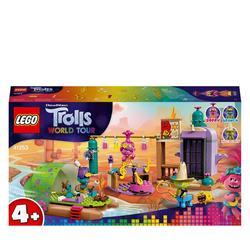 41253 - LEGO® Trolls World Tour - L'aventure en radeau de Mornebourg