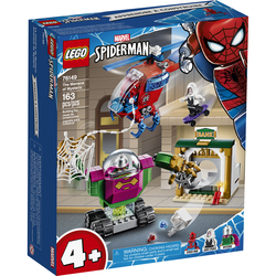 76149-LEGO® Marvel Super Heroes - La menace de Mystério