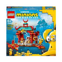 75550 - LEGO® Minions - Le combat de kung-fu des Minions