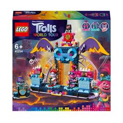 41254 - LEGO® Trolls World Tour - Le concert de Vulcarock City