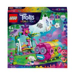 41256 - LEGO® Trolls World Tour - Le bus chenille arc-en-ciel