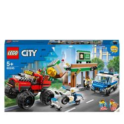 60245 - LEGO® City la police et le vol en camion monstre