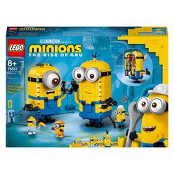 75551 - LEGO® Minions - Les maxi-Minions et leurs repaires