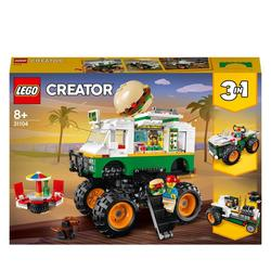 31104 - LEGO® Creator le Monster Truck à hamburgers