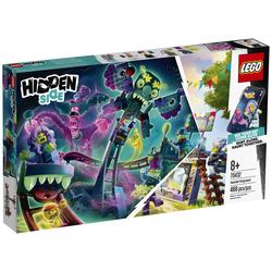 70432 - LEGO® Hidden Side la fête foraine hantée
