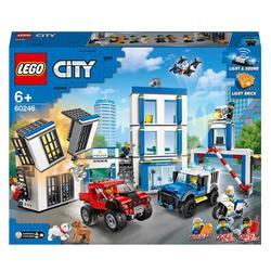 60246 - LEGO® City le poste de police