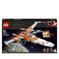75273-LEGO® Star Wars Le chasseur X-wing de Poe Dameron