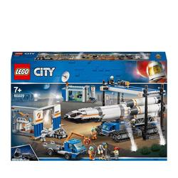 60229 - LEGO® City le transport de la fusée