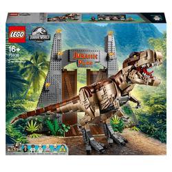 75936 - LEGO® Jurassic World - Jurassic Park le carnage du T-Rex