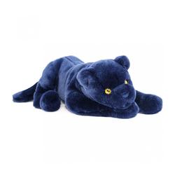 Peluche panthère bleu nuit 40 cm