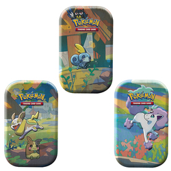 Mini-boîte Pokémon 2 boosters Pâques 2020