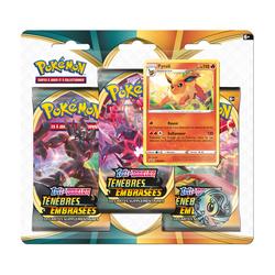 Pack 3 boosters Pokémon Épée & Bouclier 3