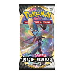 Booster Pokémon Épée et Bouclier 2