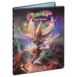 Cahier range-cartes Pokémon épée et bouclier 2 - 252 cartes