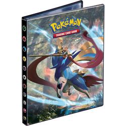 Cahier range-cartes Pokémon épée et bouclier 80 cartes